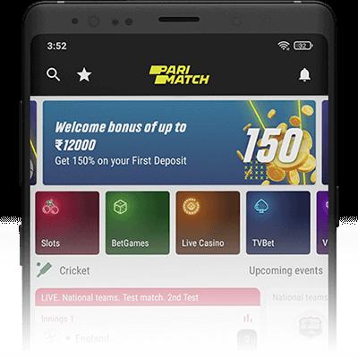 Parimatch app for india